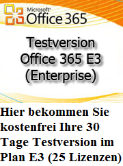 Office365 Testversion